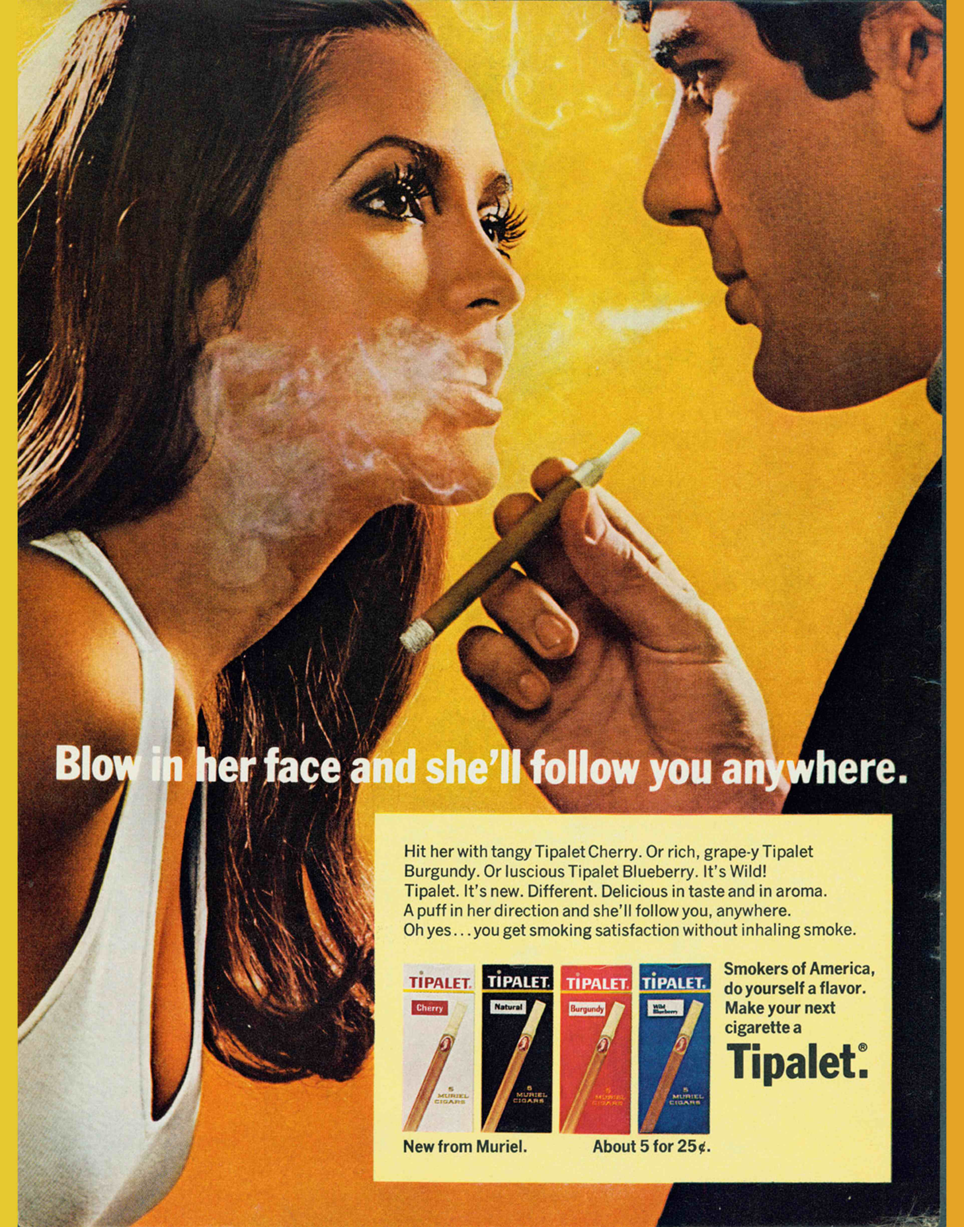 Cigarette companies will air anti smoking ads starting this sunday a sure ticket to sex solutioingenieria Choice Image